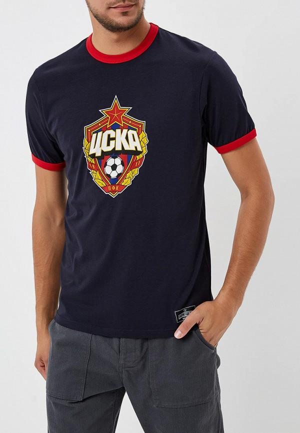 Футболка ЦСКА ЦСКА MP002XM23SNE футболка цска с фамилией на заказ
