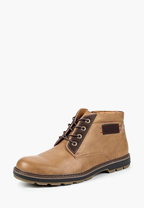 Купить Ботинки T.Taccardi, mp002xm23spi, коричневый, Осень-зима 2018/2019