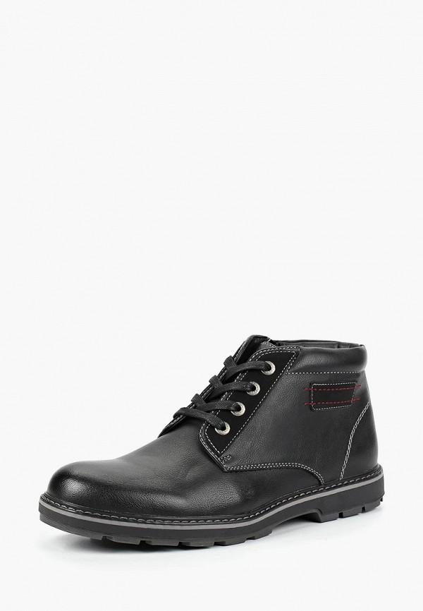 Купить Ботинки T.Taccardi, MP002XM23SQI, черный, Осень-зима 2018/2019