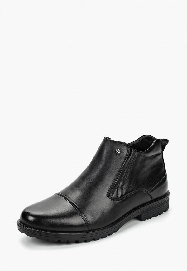 Купить Ботинки Pierre Cardin, MP002XM23SR6, черный, Осень-зима 2018/2019