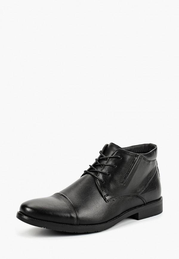 Купить Ботинки T.Taccardi, MP002XM23SS8, черный, Осень-зима 2018/2019