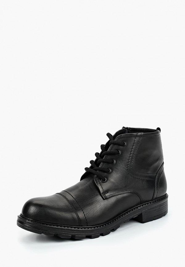 Купить Ботинки Alessio Nesca, MP002XM23SSH, черный, Осень-зима 2018/2019