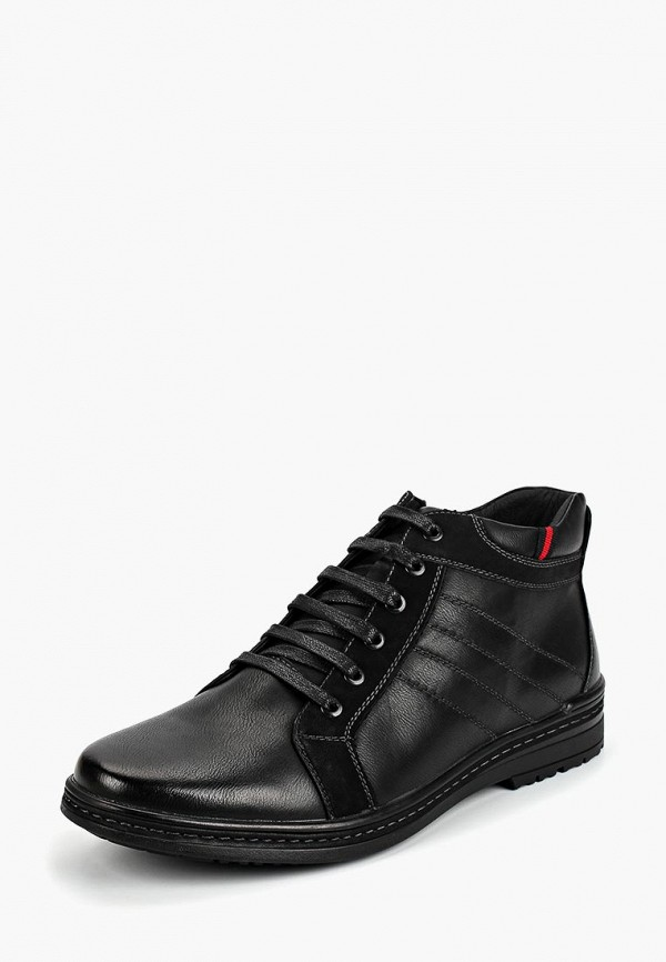 Купить Ботинки T.Taccardi, MP002XM23SSI, черный, Осень-зима 2018/2019