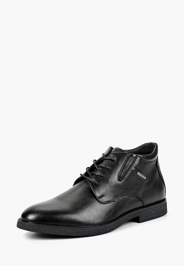 Ботинки T.Taccardi, MP002XM23SSP, черный, Осень-зима 2018/2019  - купить со скидкой