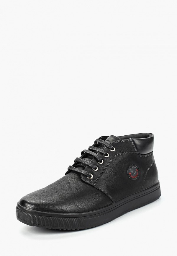 Купить Ботинки T.Taccardi, MP002XM23SSZ, черный, Осень-зима 2018/2019