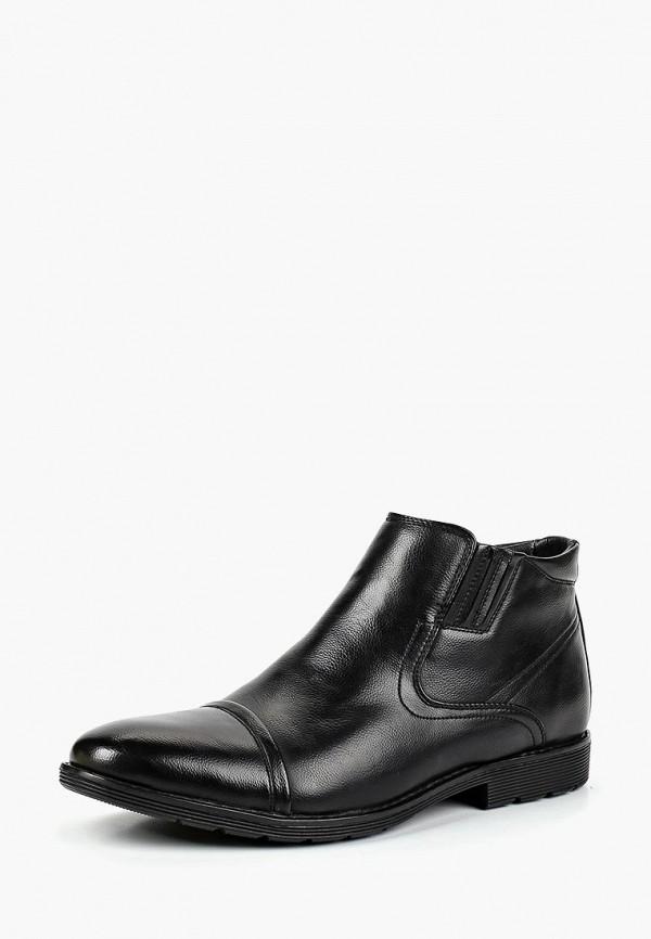 Купить Ботинки T.Taccardi, MP002XM23ST0, черный, Осень-зима 2018/2019