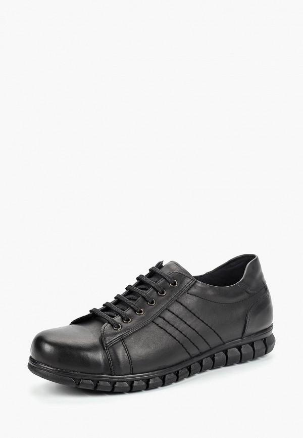 мужские кроссовки alessio nesca, черные