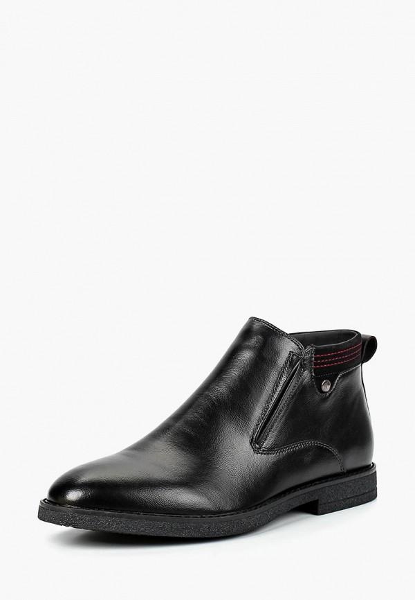 Купить Ботинки T.Taccardi, mp002xm23str, черный, Осень-зима 2018/2019