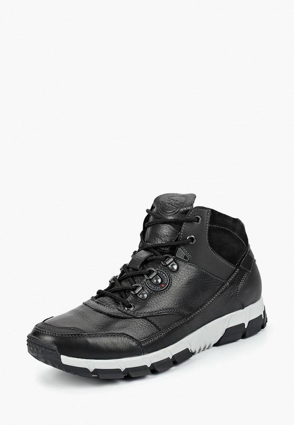 мужские кроссовки h4, черные