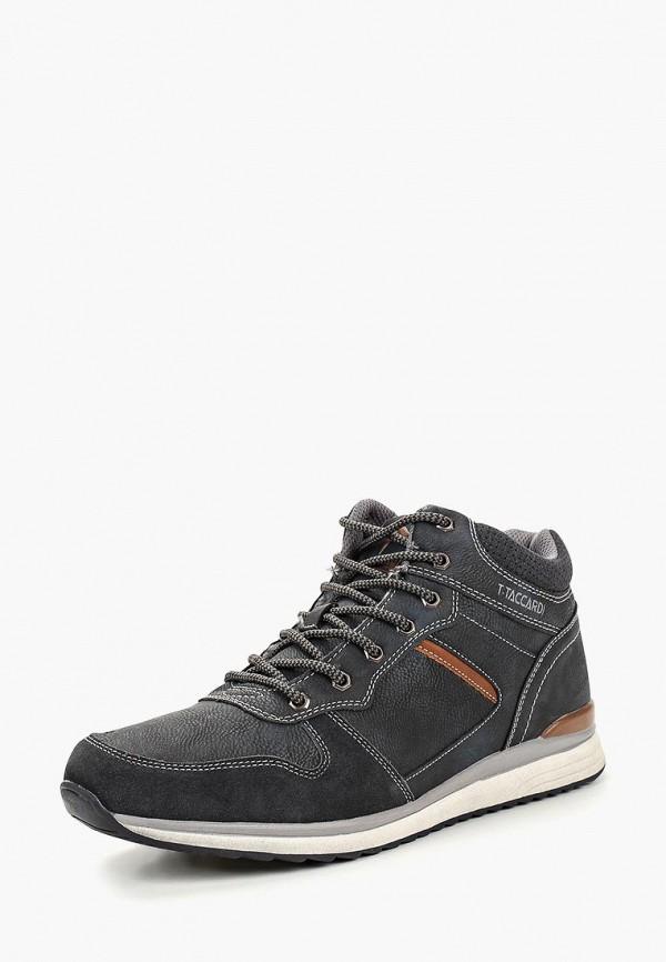 мужские кроссовки t.taccardi, серые