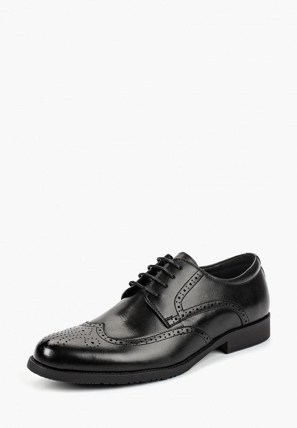 Купить Туфли Pierre Cardin, MP002XM23SWH, черный, Осень-зима 2018/2019