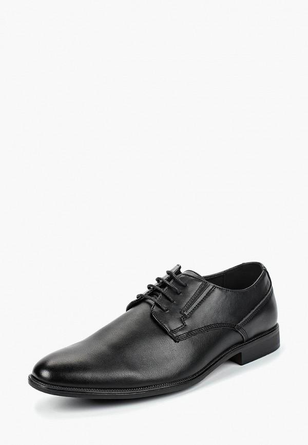 Туфли T.Taccardi, MP002XM23SYY, черный, Осень-зима 2018/2019  - купить со скидкой