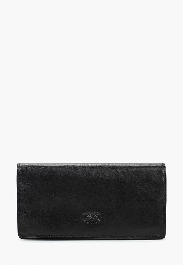 Купить Мужской кошелек или портмоне Tony Perotti черного цвета