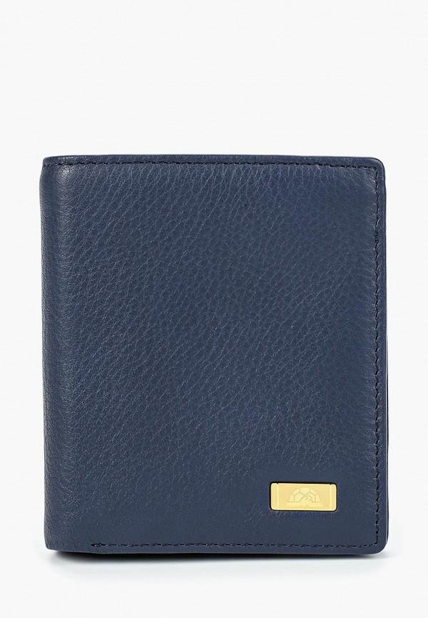мужской кошелёк tony perotti, синий