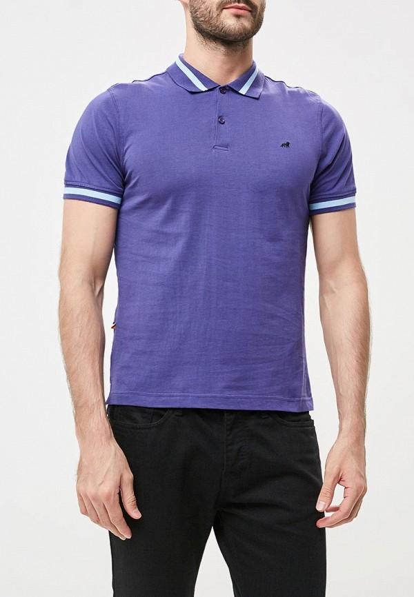 Футболка  фиолетовый цвета