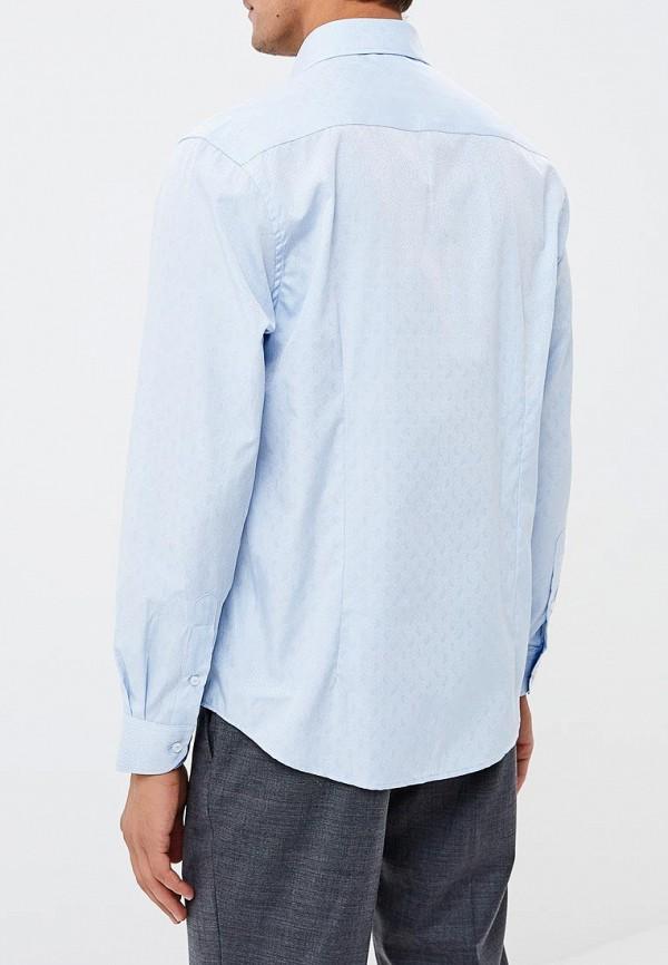 Рубашка John Jeniford цвет голубой  Фото 3