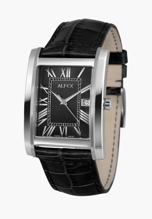 мужские часы alfex, черные