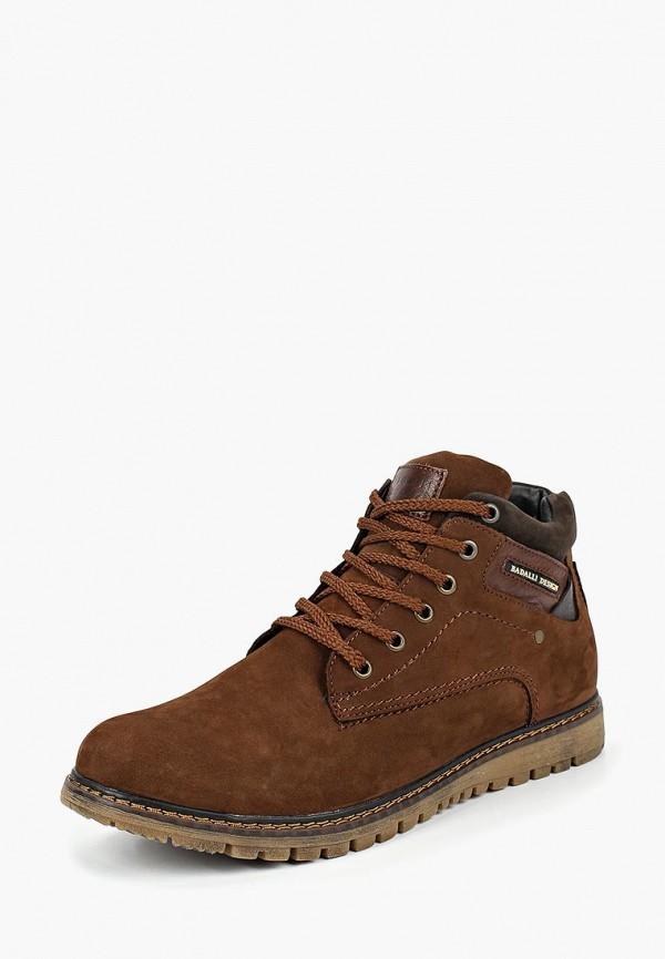 Ботинки Badalli, MP002XM23T4U, коричневый, Осень-зима 2018/2019  - купить со скидкой