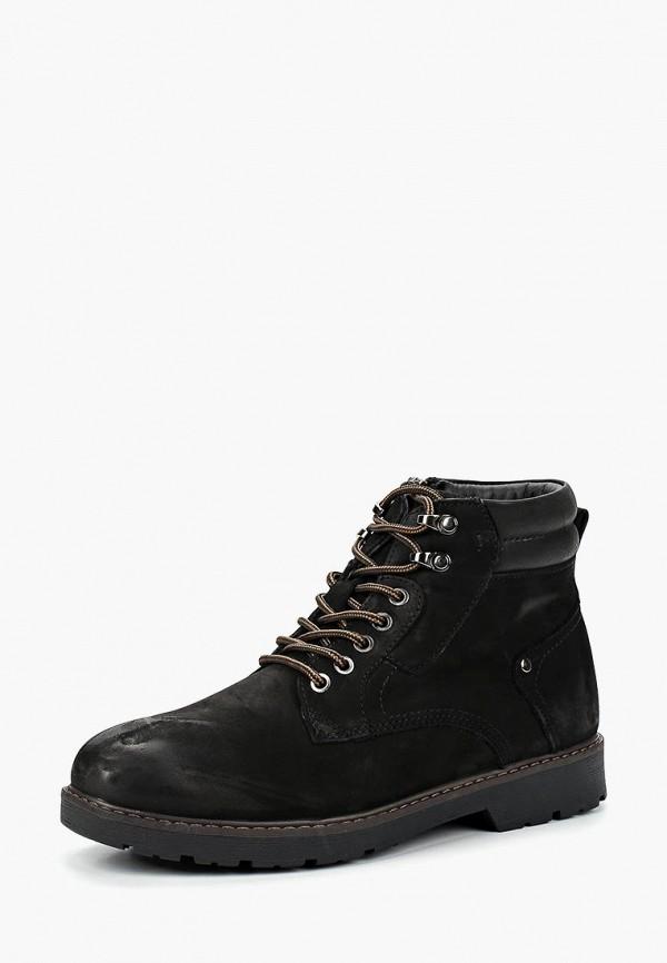 Купить Ботинки Alessio Nesca, MP002XM23T79, черный, Осень-зима 2018/2019