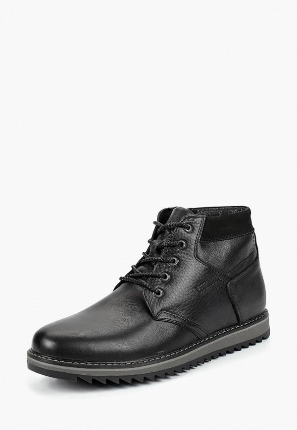 Купить Ботинки Alessio Nesca, MP002XM23T7S, черный, Осень-зима 2018/2019