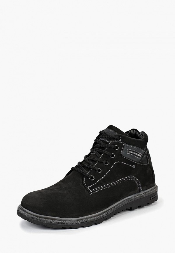 Купить Ботинки Badalli, MP002XM23T7T, черный, Осень-зима 2018/2019