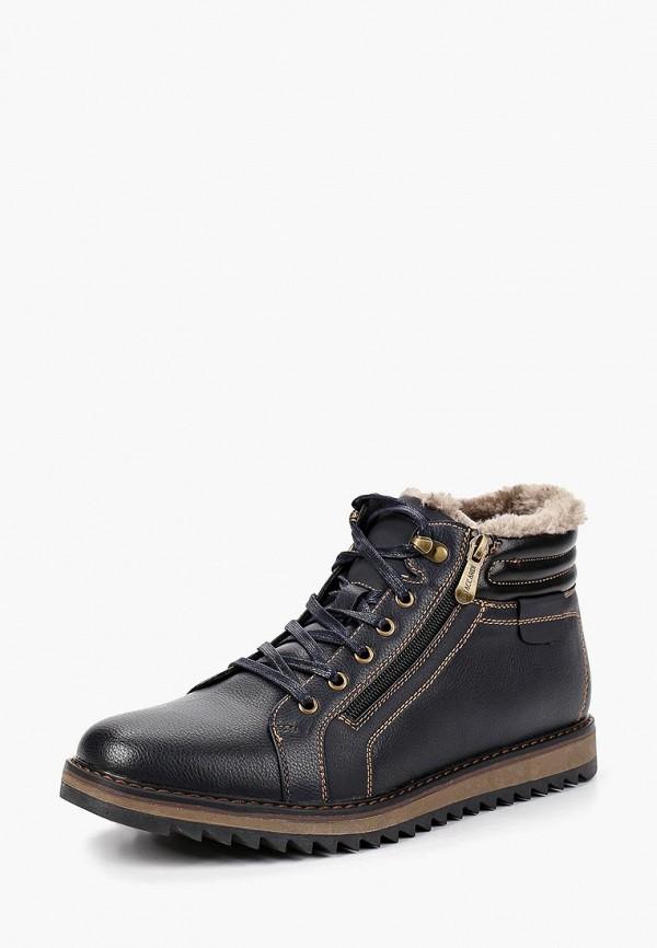 Купить Ботинки T.Taccardi, mp002xm23t82, синий, Осень-зима 2018/2019