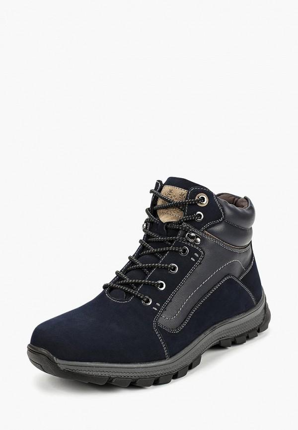 Купить Ботинки T.Taccardi, mp002xm23t83, синий, Осень-зима 2018/2019