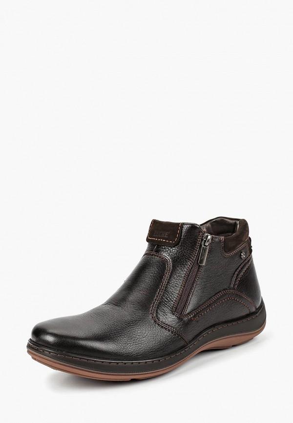 Купить Ботинки Legre, MP002XM23T84, коричневый, Осень-зима 2018/2019