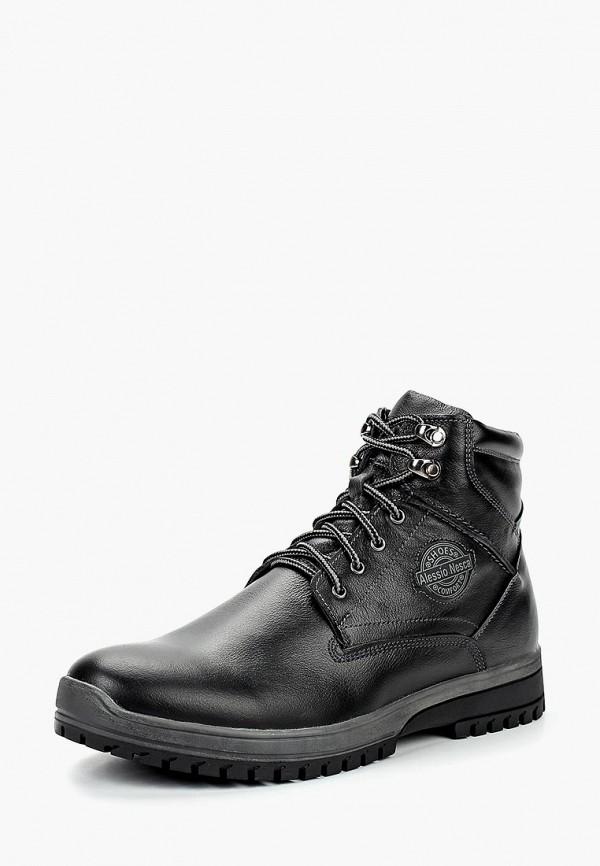 Купить Ботинки Alessio Nesca, MP002XM23T8F, черный, Осень-зима 2018/2019