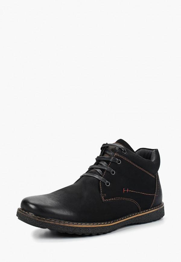 мужские ботинки t.taccardi, черные