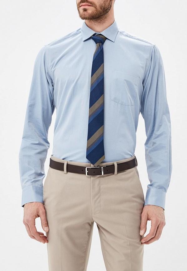 Купить Мужскую рубашку Biriz голубого цвета