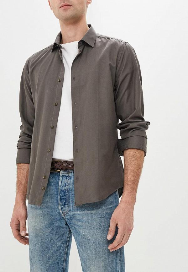 Купить Мужскую рубашку Biriz цвета хаки