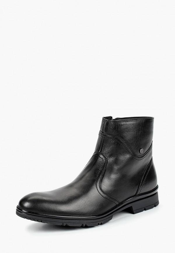 мужские сапоги legre, черные
