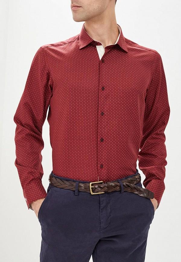 Купить Рубашка Bawer, mp002xm23tdf, бордовый, Весна-лето 2018
