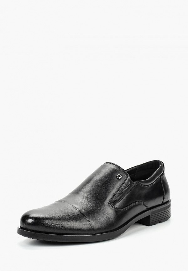 Купить Туфли Pierre Cardin, MP002XM23TDZ, черный, Осень-зима 2018/2019