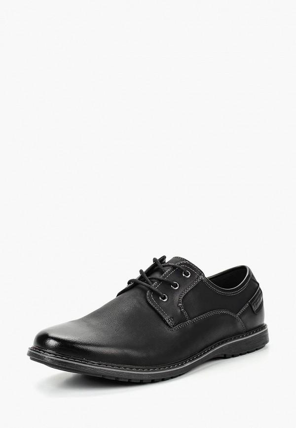 Туфли T.Taccardi, mp002xm23te0, черный, Осень-зима 2018/2019  - купить со скидкой