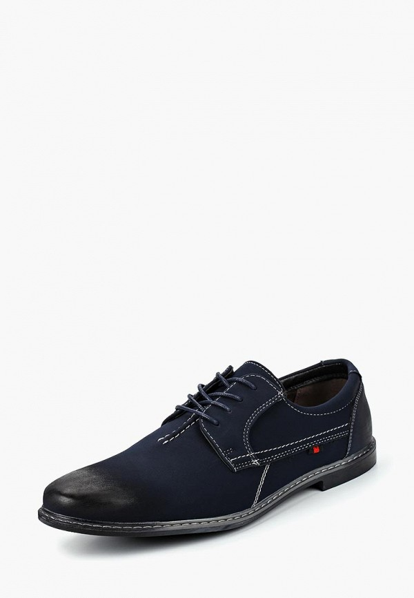 Купить Туфли T.Taccardi, MP002XM23TGQ, синий, Осень-зима 2018/2019