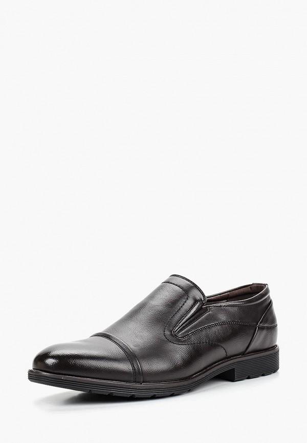 мужские туфли t.taccardi, коричневые