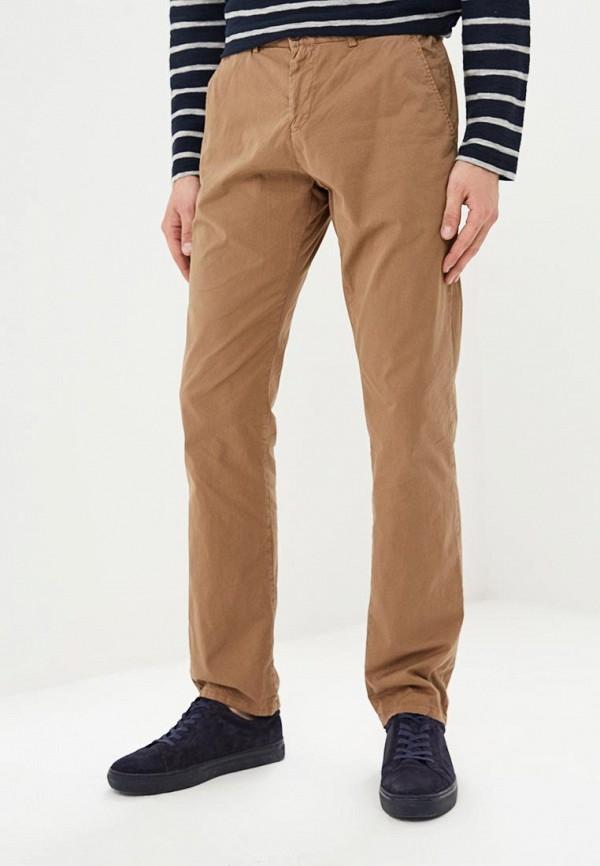 мужские повседневные брюки bawer, коричневые