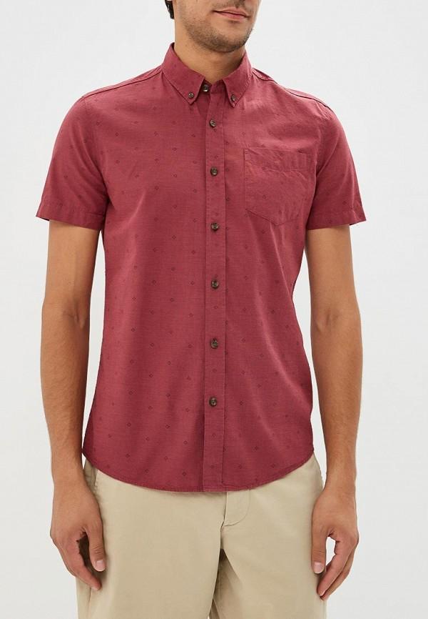 Рубашка Colin's, mp002xm23twu, бордовый, Весна-лето 2018  - купить со скидкой