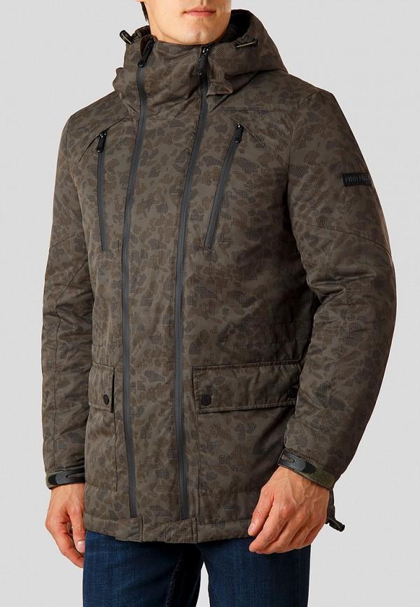 Купить Куртка утепленная Finn Flare, MP002XM23TZ0, хаки, Осень-зима 2018/2019