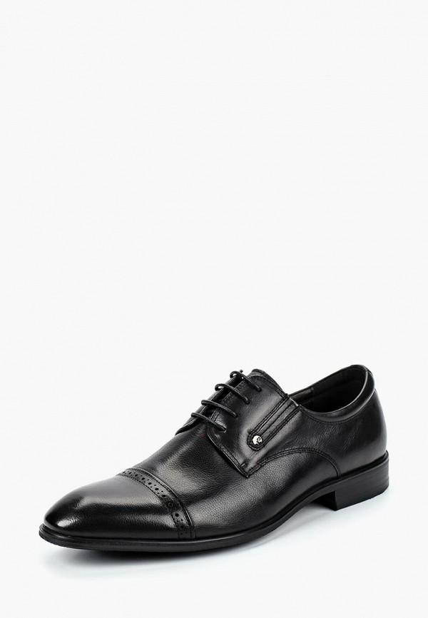 Купить Туфли Pierre Cardin, MP002XM23TZO, черный, Осень-зима 2018/2019