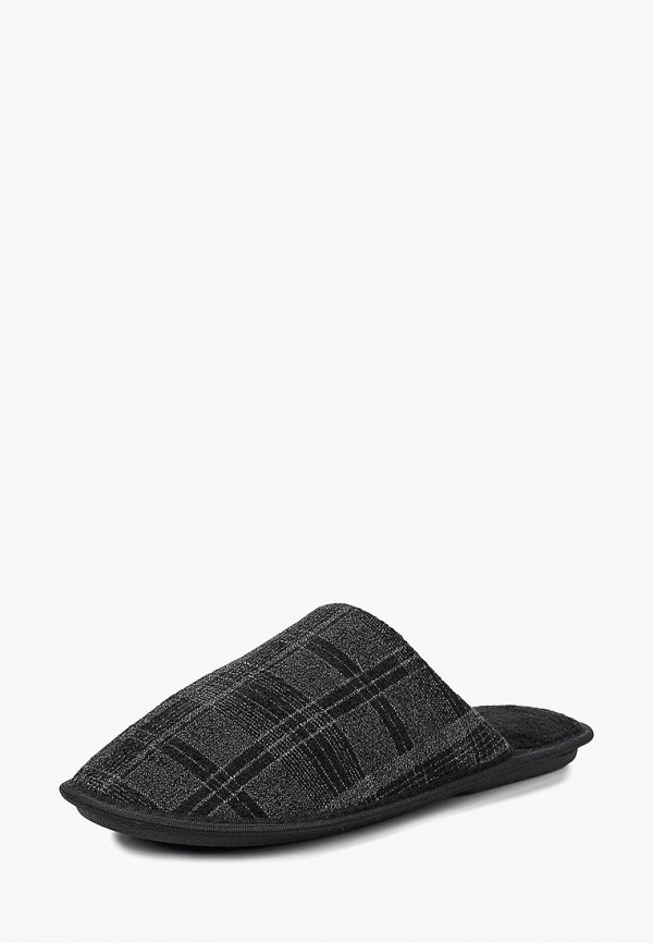 Купить Тапочки T.Taccardi, mp002xm23u01, черный, Осень-зима 2018/2019