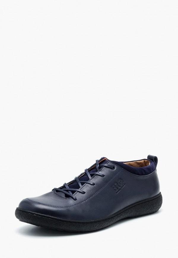 мужские ботинки broni, синие