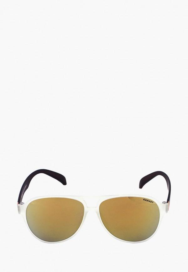 мужские солнцезащитные очки exenza, белые