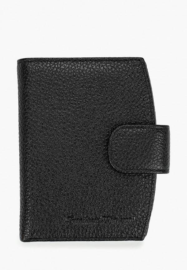 мужской кошелёк baron, черный