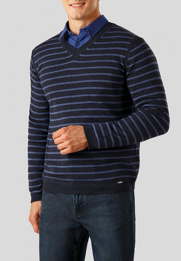 Купить Пуловер Finn Flare, MP002XM23UC4, синий, Осень-зима 2018/2019