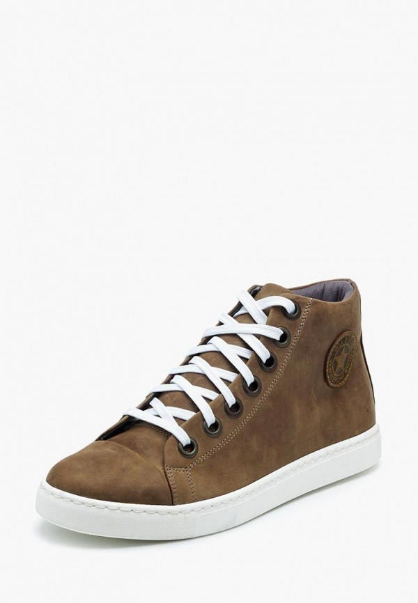 мужские ботинки broni, хаки