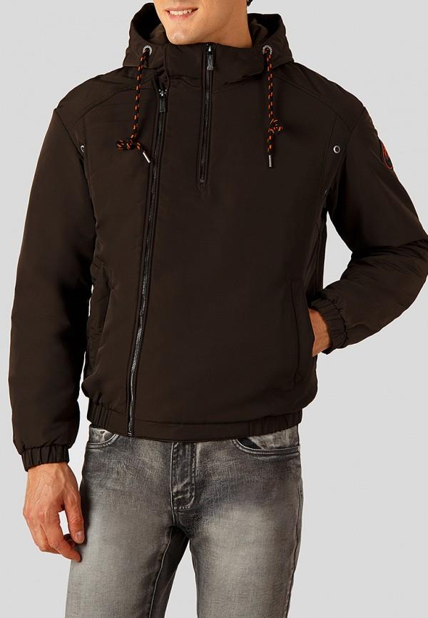Купить Куртка утепленная Finn Flare, mp002xm23ude, коричневый, Осень-зима 2018/2019