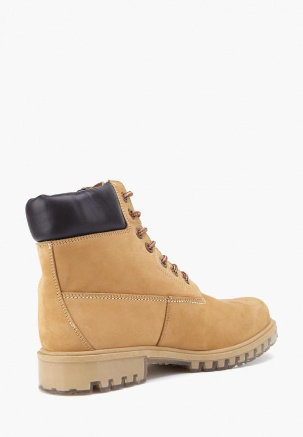Фото - Мужские ботинки и полуботинки Airbox желтого цвета
